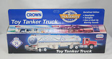 1995 Crown Toy Tanker Truck 75th Anniversary – 2nd in Series - New!