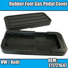 1x VW Caddy Mk2 Golf Passat Polo Jetta ACCELERATOR GAS PEDAL PAD RUBBER *NEW*