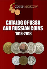 Katalog der Münzen der Sowjetunion und Russland 1918-2018 CoinsMoscow