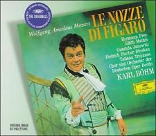 Mozart: Le Nozze Di Figaro (CD, Nov-1996, 3 Discs, Deutsche Grammophon)