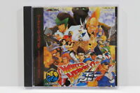 World Heroes 2 Jet NEO GEO CD SNK Japan Import US Seller NC376