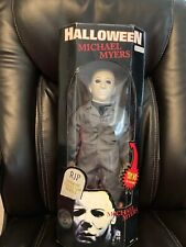 Halloween Michael Myers RIP Horror Collector Series Doll Action Figure New