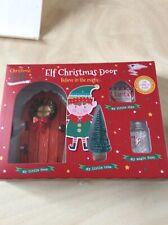 Elf Christmas Door new