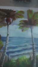 painting on canvas hand painted