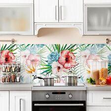 PS00118 Adesivi murali in pvc per piastrelle per bagno e cucina Stickers design