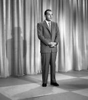 OLD CBS TV RADIO PHOTO The Bing Crosby Special Television Special