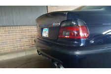 FIBER NATION made by SEIBON 97-03 BMW 5 Carbon Accented Fiberglass Trunk CSL E39
