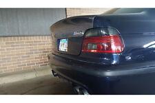 FIBER NATION made by SEIBON 97-03 BMW 5 Carbon Accented Fiberglass Trunk CSL E39