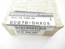 Genuine OEM Nissan 80876-5HA0A Passenger Front Door Lower Molding 2014-19 Rogue