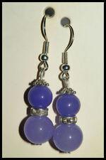 Treated Drop/Dangle Stone Fashion Earrings