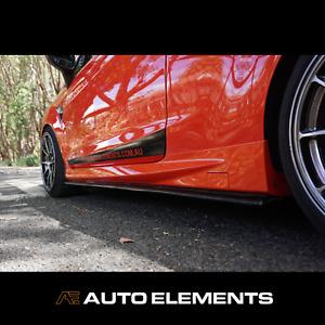 2013-2016 Ford Fiesta ST MK7 | Side Skirt Extensions
