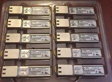 Lot of 10 units JD089B HP X120 1G SFP RJ45 T Transceiver.