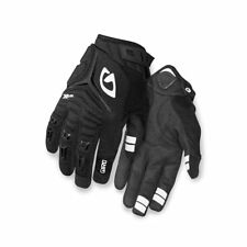Giro Xen Cycling Gloves (Black/White / Men's / Small)