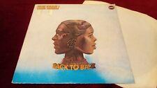 BILLIE HOLIDAY & SARAH VAUGHAN - BACK TO BACK - UK LP