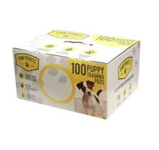 100 Puppy Training Ultra Absorbent Puppies Pads Three Strong Layers Dogs 60x40cm