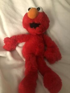 "Vintage Applause Elmo Plush Sesame Street Muppets 15"" A2"