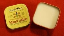 The Naked Bee 1- 2 oz Hand & Cuticle Healing Salve Natural Organic
