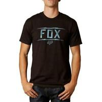 FOX RACING BOLTICK SHORT SLEEVE PREMIUM TEE BLACK MX LOGO T-SHIRT ALL SIZES SALE