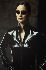 Carrie-Anne Moss The Matrix In Leather 11x17 Mini Poster