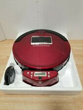 Bobsweep PetHair Robot Vacuum Cleaner and Mop Red Wp460011