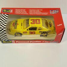1991 Michael Waltrip #30 Revell Pennzoil Nascar 1:24 Die-Cast Car New in Box!