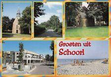 Alte Postkarte - Groeten uit Schoorl
