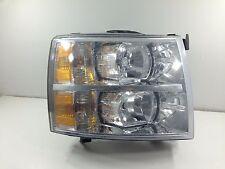 2007 - 2013 Chevy Silverado Headlight OEM RH (Passenger) - Pre-Owned