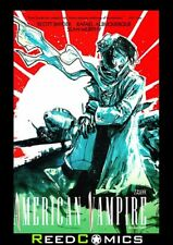 AMERICAN VAMPIRE VOLUME 3 GRAPHIC NOVEL Collects #12-18 + 5 Part Mini Series