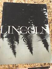 2000 Lincoln NAVIGATOR 36-page Original Dealer Brochure