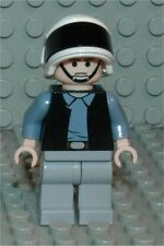 LEGO MINIFIG PERSONNAGE FIGURINE STAR WARS : SOLDAT REBELLE SCOUT NEUF