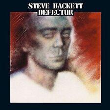 Genesis Steve Hackett Defector 3 Disc Set 2 CD and 1 DVD 2016 Release