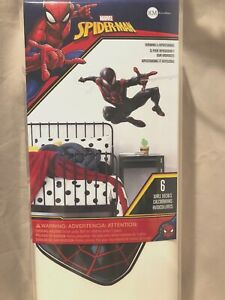 RoomMates Spider-Man Miles Morales Peel And Stick Giant Wall Decals NEW
