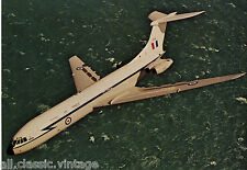 Postcard 745 - Aircraft/Aviation BAC VC10 C1