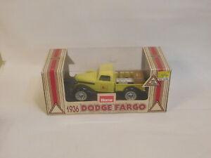 Home Hardware Limited Ed 1/25 Die Cast 1936 Dodge Fargo Truck Bank Series 3-1
