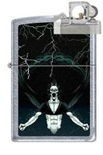 Zippo 7216 gothic demon Lighter with PIPE INSERT PL