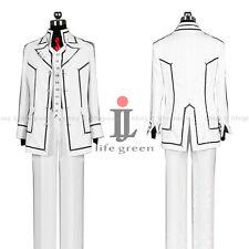 VAMPIRE KNIGHT Kuran Kaname Night Class Uniform Cos Clothing Cosplay Costume