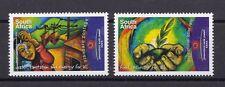Sud Africa South Africa 2002 Summit mondiale sullo svilupposenza valore MNH