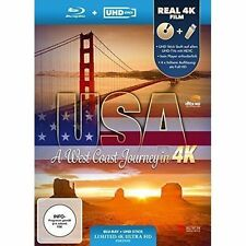 USA Û A west Coast Journey (uh Blu-ray Disc