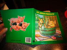 Livret enfant LES JOYEUX PORCELETS Cochon )Collection Jeunes Lecteurs Lito 1984
