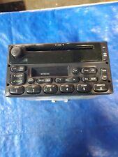 1998 1999 2000 Ford Explorer Ranger F150 Radio CD Tape Player XL2F-18C868-BB OEM