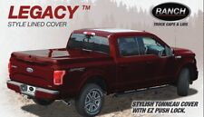 FORD F150/250/350 Fiberglass Hard Tonneau Bed Covers PAINTED 1997-2018 Legacy