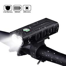 Road Bike Bicycle Cycling Head Front Lights 1000 Lumens Super Bright  Headlight