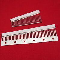 4.5mm 24 40 Deckerkämme- transfercomb sockscomb decker combs knitting machine