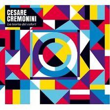 CESARE CREMONINI - LA TEORIA DEI COLORI  CD