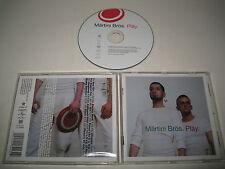MÄRTINI BRÖS/PLAEY(SUPERSTAR/0184162)CD ÁLBUM