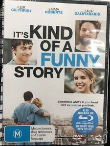 Its Kind of a Funny Story [DVD] Brand New & Sealed