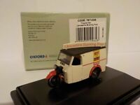 Model Car, Tricycle Van - Lancashire evening news,  1/76 New