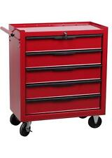 Hilka 5 Drawer Roller cabinet tool storage unit Free P&P G301T5BBS