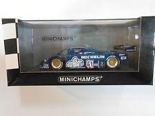 Minichamps 432871061 ménage-Mercedes c9 'Michelin' - Jean-Louis schlesser 1/43