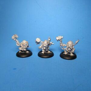 Rackham Confrontation Dwarves of Tir-Na-Bor Forge Guardians Metal i36